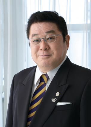 335D地区ガバナー L.小林聰